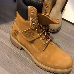 Timberland Boots (men's 10.5)